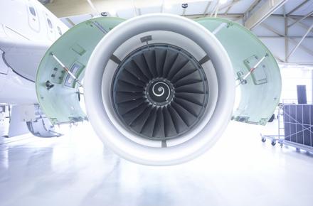 Motores de aviones