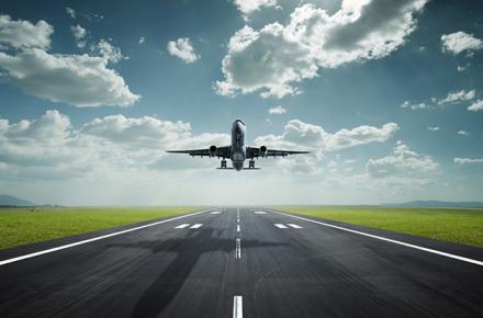 Cómo despega un avión