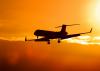 Cómo determinar la velocidad aproximada para aterrizar un avión