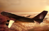 ¿Cuánto combustible consume un avión Boeing 747?