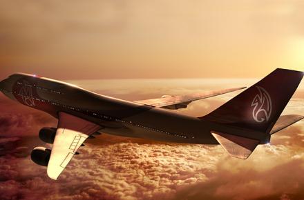 Boeing 747 Vuelo más largo del mundo, Salario de un piloto
