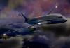 Cómo usar bengalas para guiar a un avión en vuelo