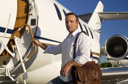 marearse viajando en avión