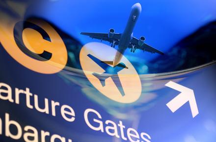 Aviación, aviación en el mes de Julio