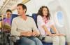 Cómo relajarse durante un vuelo en avión