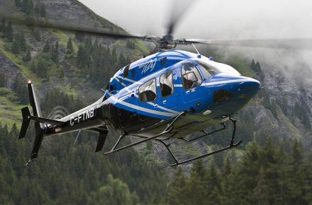 Rescate en Helicóptero