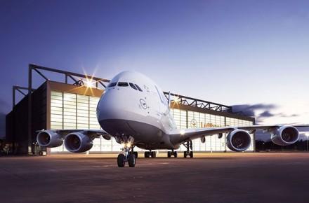 Ingenieria Aeronautica, Airbus A380
