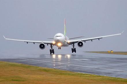 Aterrizajes con vientos cruzados