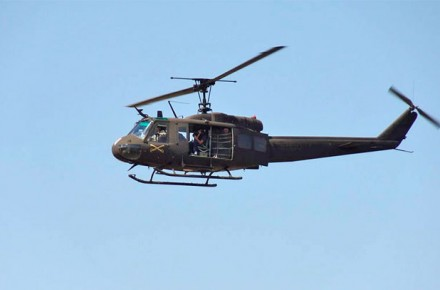 Bell UH-1H-Huey, UH-1 Iroquois