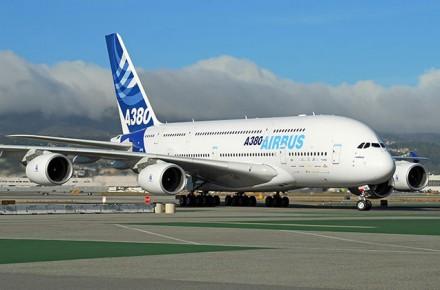 Airbus A380, Avion mas grande del mundo