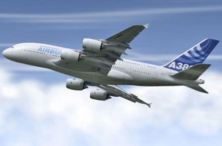 Airbus A380 Gigante de los cielos
