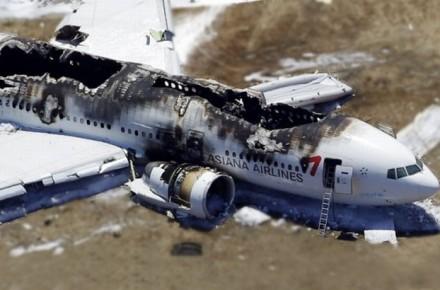 Ciencia de los accidentes de aviones: