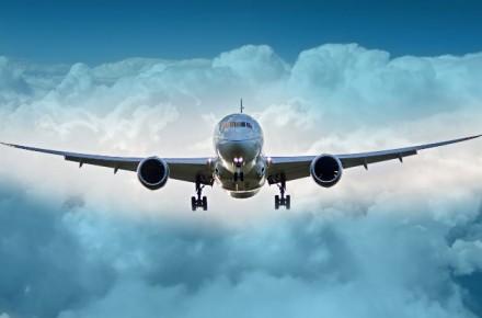 Boeing 787 Dreamliner Airshow