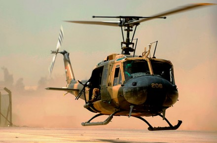 Bell UH-1 Iroquois, Bell UH-1 Huey