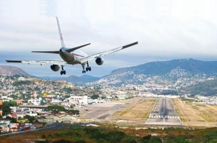 Aterrizaje Peligroso Boeing 737