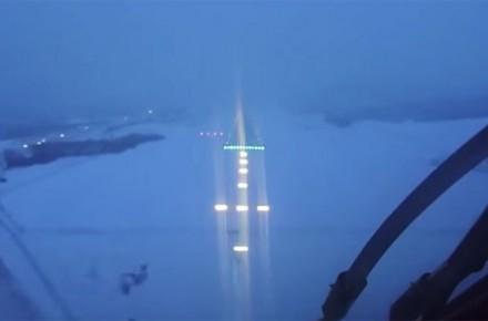 Aterrizaje con baja visibilidad