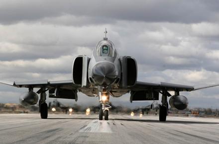F-4 Phantom II Airshow