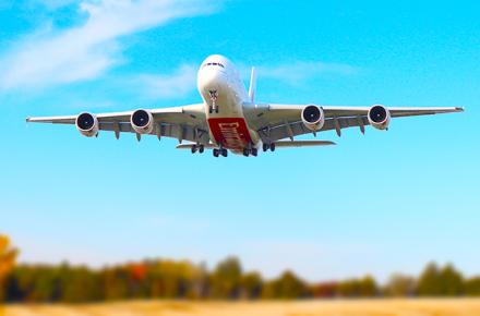 Aviones Gigantes