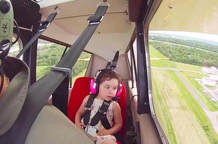 vuelo en avion acrobatico