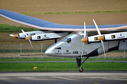 Avión Solar Impulse