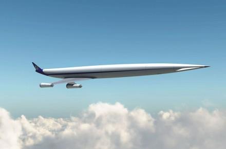 avión hipersónico