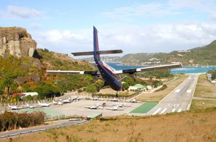 Aeropuerto St Barts