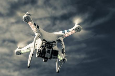 Normas de vuelo para los drones