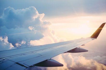 alas de los aviones
