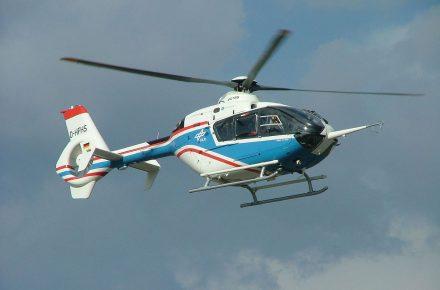 Cuánto cuesta alquilar un helicóptero